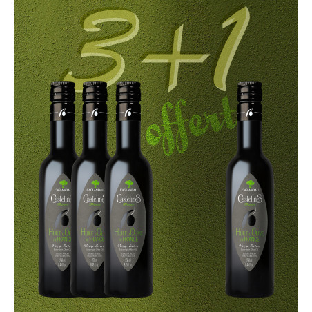 3+1 FREE L'Aglandau Bottle...