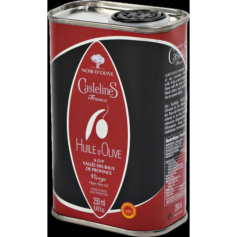 huile olive fruite noir