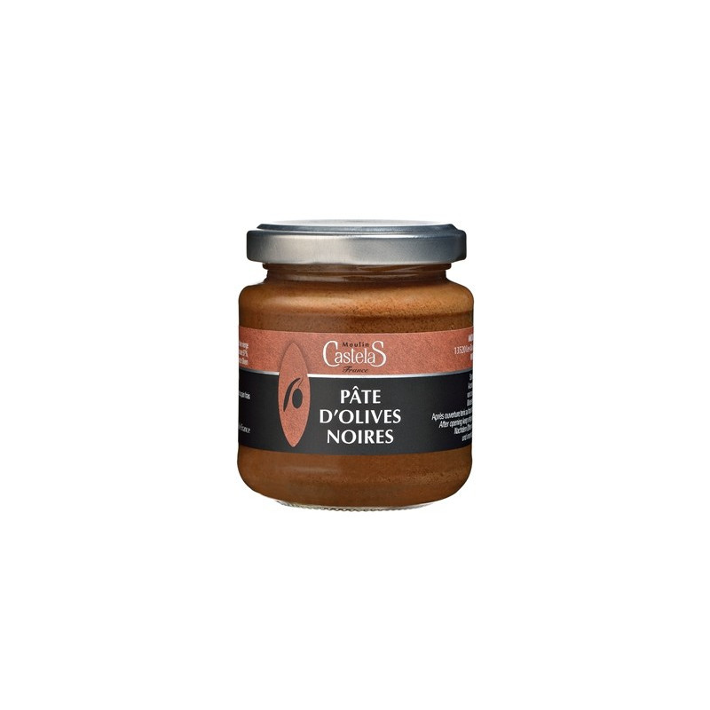 Olive paste Grossane, glass jar 110g