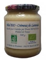 Miel Bio - Crémeux de Lavande 500g