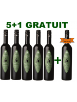 6 bouteilles 500ml Classic