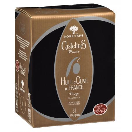 Noir d'Olive HdF Bag in Box 3L