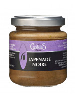 Black olive Tapenade, glass jar 110g