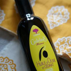 Huile d'Olive et Cédrat bouteille 250ml