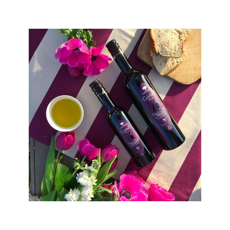 Noir d'Olive AOC Provence bidon 1L