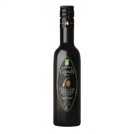 Noir d'Olive BIO AOP bouteille 250ml