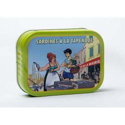 Sardines à la Tapenade