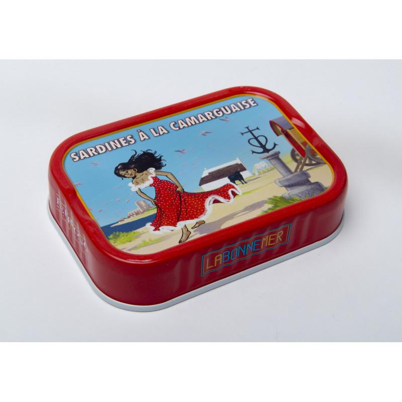 Sardines Camargue style