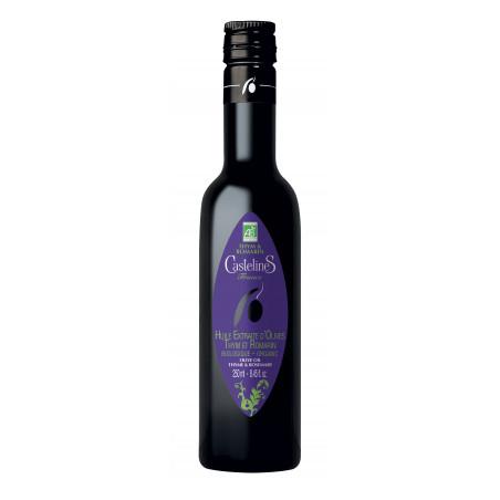 Thym et Romarin bouteille 250ml