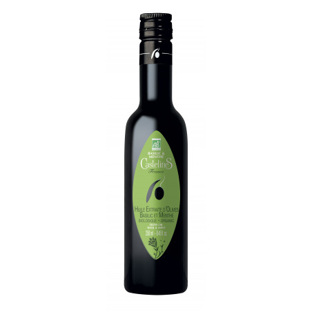 Basil and Mint 250ml bottle