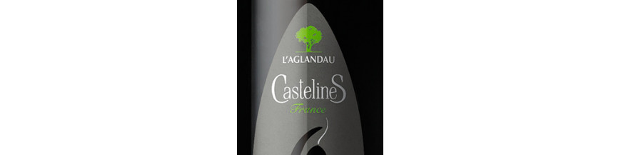 L'Aglandau Huile d'Olive de France 100% Aglandau